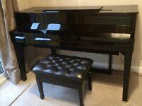 Yamaha AvantGrand N1 digital piano