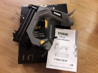 Titan 25mm Corded Nailer + 5000 Nails