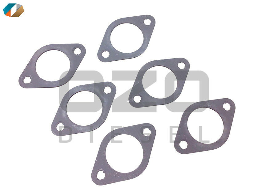 3932063-oz  EXHAUST MANIFOLD GASKET Fits Cummins 6CT  (Set of 6)