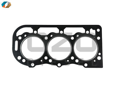 E0nn6051aa Cylinder Head Gasket Fits Ford Tractor 3 Cyl. Engine Bsd333 81826185