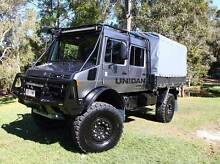 Unimog U1700/38 DOKA 6-Seater - Unidan DEMO Truck for Sale Burleigh Heads Gold Coast South Preview