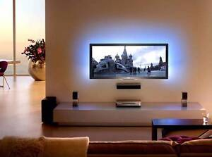 $180 TV WALL MOUNTING **FREE** BRACKET  AARON Brookfield Brisbane North West Preview