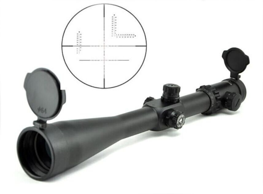 Visionking 1.5-5x32 Rifle Scope Hunting Military Tactical Target Shooting Sight
