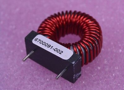 Toroid Power Inductor 2.53mh Hi Reliability 18 Awg Pn 6700091-002