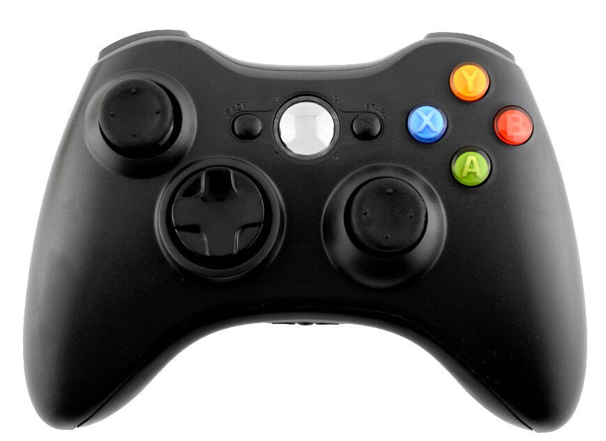 top 10 xbox 360 controllers ebay. Black Bedroom Furniture Sets. Home Design Ideas