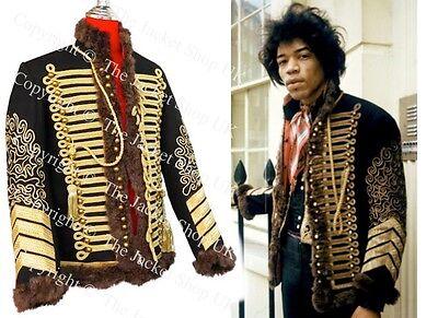 Jimi Hendrix Jacket - (Exact Replication)