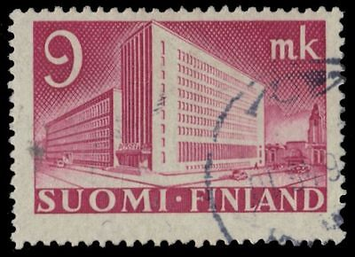 "FINLAND 219B (Mi270) - Helsinki Post Office ""1942 Engraved""  (pf39580)"