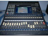 Yamaha 03D Digital mixer: Rare full 26 analogue inputs