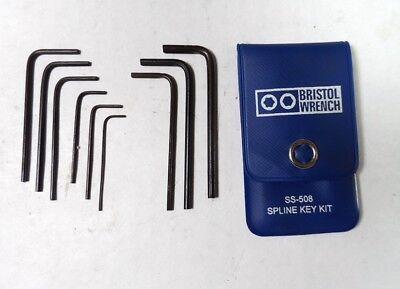 Bristol DS111-6 spline wrench
