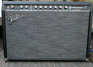 Fender Super Sonic 60 tube combo amp as new Cowirra Mid Murray Preview