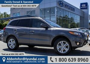 2010 Hyundai Santa Fe GL 3.5 Sport ONE OWNER & ACCIDENT FREE