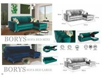 🍁🍁CLEARANCE STOCK MUST GO🍁🍁BRAND NEW BORYS SOFA BED🍁🍁AVAILABLE NOW🍁🍁