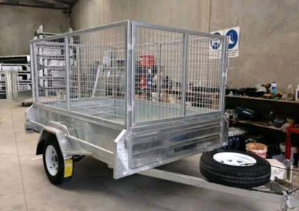 Rent this trailer hire $40 Helensvale Gold Coast North Preview