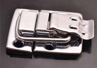 Nrh6435 Latch Box Buckle Ring Lock Gift Box Latch Shackle Hasp Lot Of 10