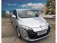 2012 RENAULT MEGANE DYNAMIQUE TOMTOM ENERGY DCI S/S COUPE DIESEL
