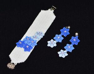 Bead Crocheted and embroidered handmade jewellery Cambridge Kitchener Area image 10
