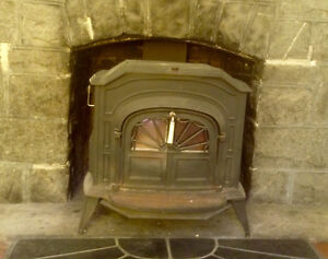 Wood-burning Stove by Vermont Castings