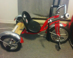 Red Roadmaster Roadster Tricycle