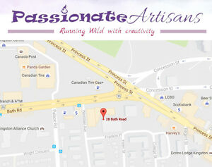 Great Gifts, Clothing and Art at Passionate Artisans Kingston Kingston Area image 1