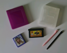 Ds/gameboy game and accessories bundle