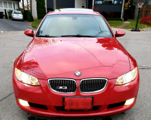 2008 BMW 3-SERIES COUPE M-POWER LOW / 150KM * E-TESTED