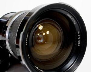 Carl Zeiss Distagon 40 mm f4