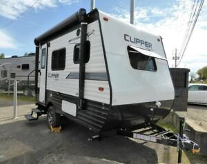 2019 Forest River Clipper de luxe 14R 14 pieds