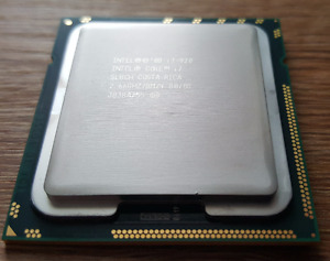Intel Core i7 920 CPU - LGA1366