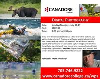 Canadore College - Parry Sound - Digital Photography
