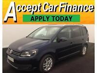 Volkswagen Touran 1.6TDI ( 105ps ) 2012MY SE