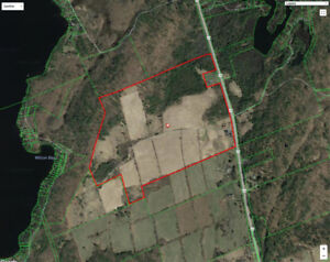 One of kind beautiful farm property for sale in Havelock