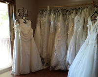 Bridal Gown Rental - various styles, sizes and fabrics