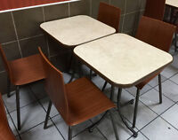 Commercial Customer Table