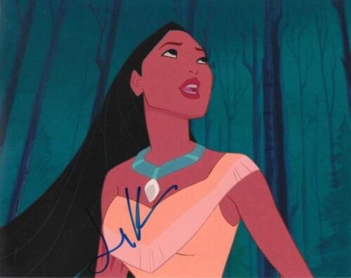 JUDY KUHN.. Disney Princess: Pocahontas - SIGNED