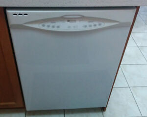 Kitchen Appliance Set (Fridge, Dish Washer, Stove, Microwave)