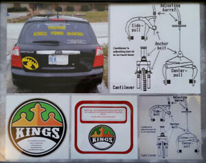 Shop Kings power brake...newly open for business