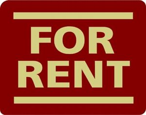 For RENT/  A LOUER