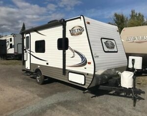 2016 Coachmen Viking 17FB 17 pieds