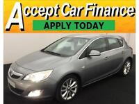 Vauxhall/Opel Astra 1.6i 16v VVT ( 115ps ) 2010MY SE FROM £25 PER WEEK!