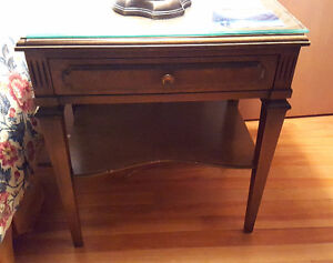Authentic Gibbard Bedside Tables (Pair)