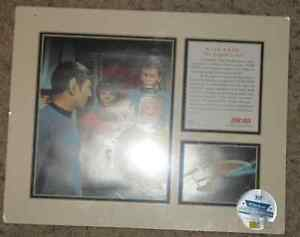 STAR TREK - Collectible Picture