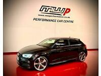 2017 (67) Audi S3 2.0 TFSI (370ps) Quattro Nav S-Tronic DSG - B&O Black Edition