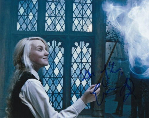 EVANNA LYNCH.. Harry Potter And The Order Of The Phoenix - SIGNED