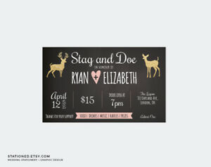 Jack and Jill, Stag and Doe, Buck and Doe Tickets