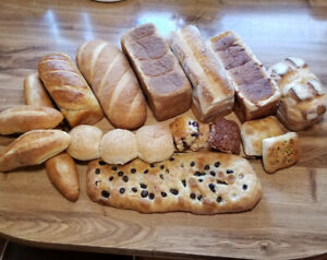 Free Bread Friday August 23!
