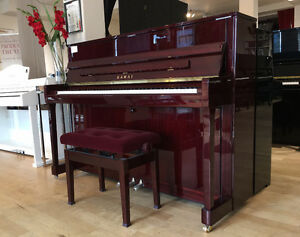 BRANDNEW KAWAI K200 Finition Acajou poli/Mahogany Finish********