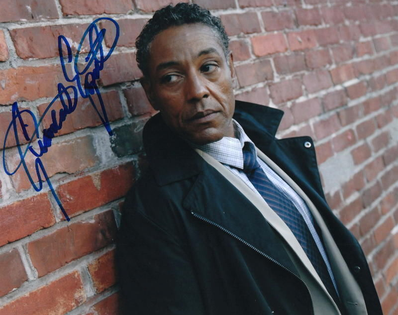 GIANCARLO ESPOSITO.. Once Upon a Time - SIGNED