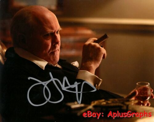 JOHN LITHGOW.. The Crown's Winston Churchill - SIGNED