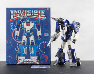 Transformers  DX9 Invisible MIB (MP scaled Mirage)