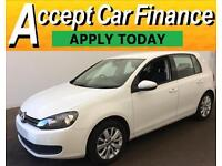 Volkswagen Golf 2.0TDI ( 140ps ) 2012MY Match FROM £36 PER WEEK!